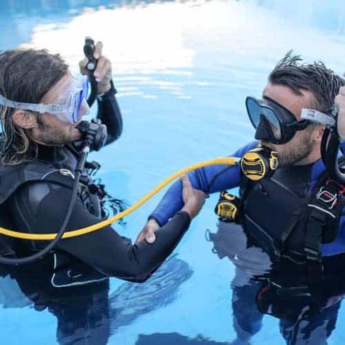PADI Rescue Diver Tauchkurs Leipzig
